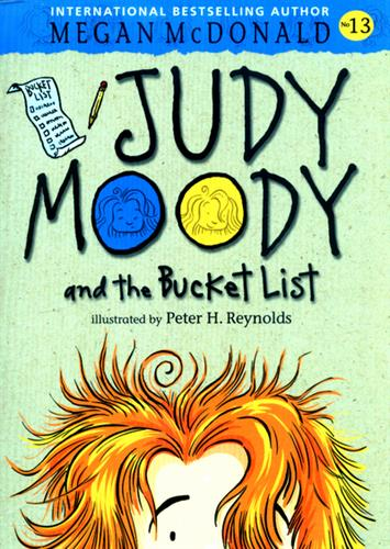 Picture of Judy Moody And The Bucket List