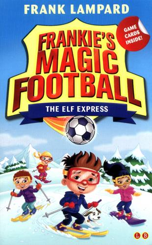 Picture of Frankies Magic Football 17 The Elf Express