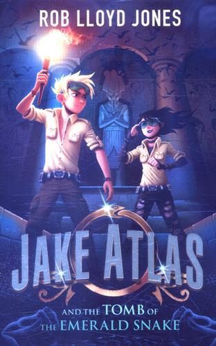 Picture of Jake Atlas And The Tomb Of The Emerald Snake
