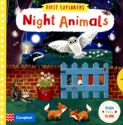 Picture of Night Animals Board Book