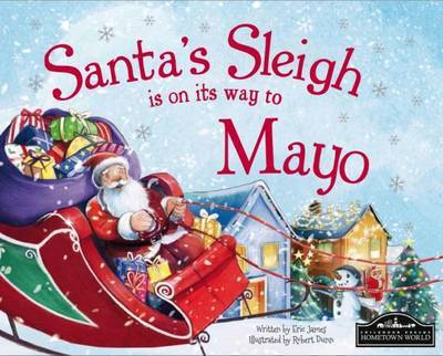Picture of Santas Sleigh Is On Its Way To Mayo