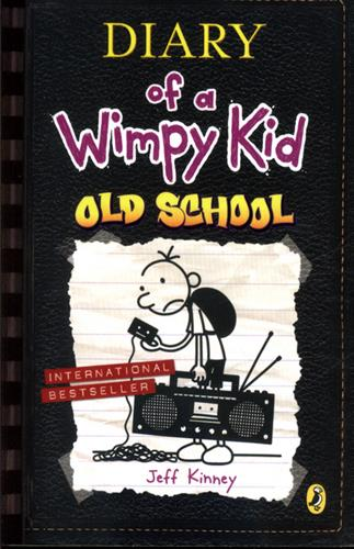 Picture of Old School (Diary of a Wimpy Kid book 10) PB