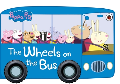 Picture of Peppa PigThe Wheels on the Bus Board Book
