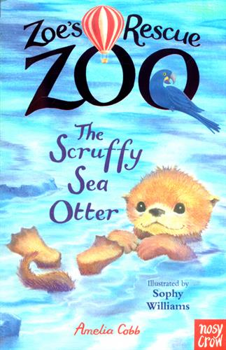 Picture of Zoes Rescue Zoo The Scruffy Sea Otter