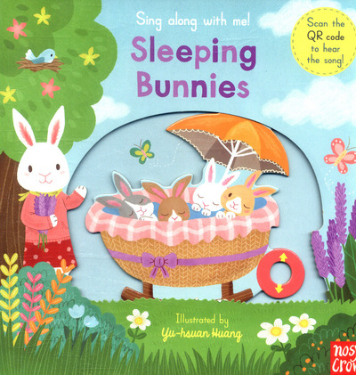 Picture of Sing Along With Me Sleeping Bunnies Board Book