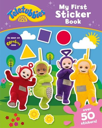 Picture of Teletubbies My First Sticker Book