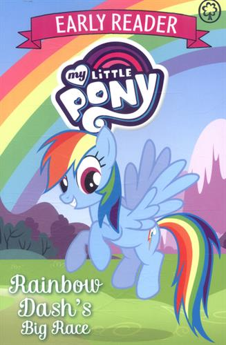 Picture of My Little Pony Rainbow Dashs Big Race