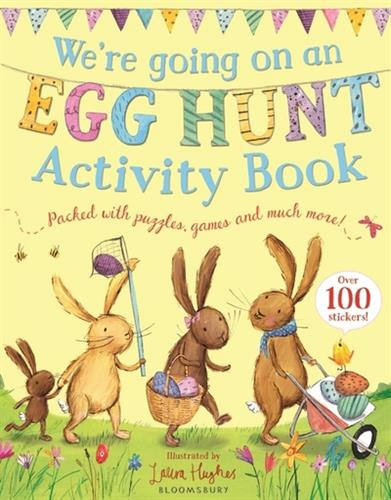 Picture of Were Going On An Egg Hunt Activity Book