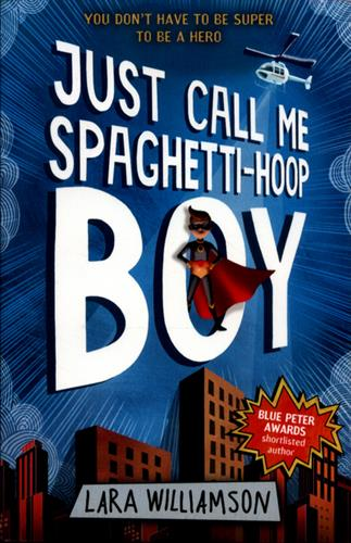 Picture of Just Call Me Spaghetti-Hoop Boy