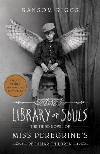 Picture of Library Of Souls