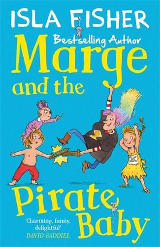 Picture of Marge And The Pirate Baby