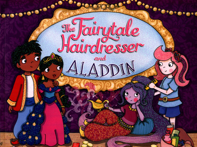 Picture of Fairytale Hairdresser And Aladdin