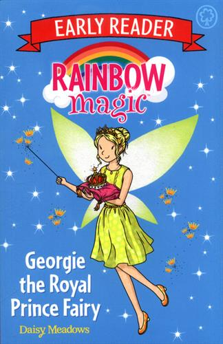 Picture of Rainbow Magic Georgie the Royal Prince Fairy (Early Reader)
