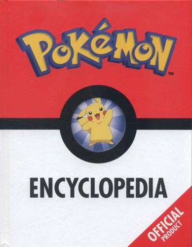 Picture of Official Pokemon Encyclopedia