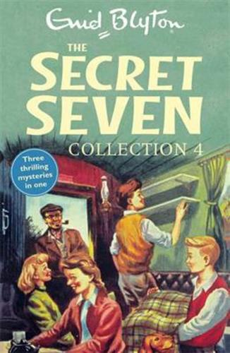 Picture of Secret Seven Collection 4