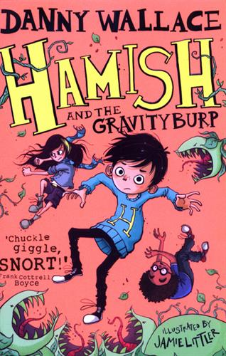 Picture of Hamish And The Gravity Burp