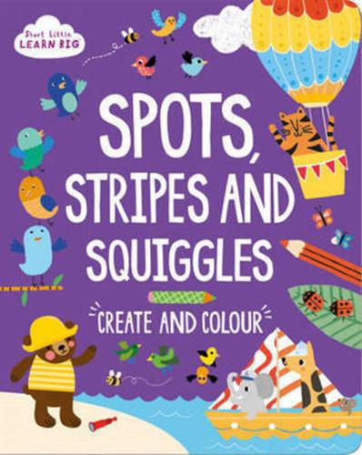 Picture of Spots  Stripes And Squiggles  Bumper Activity