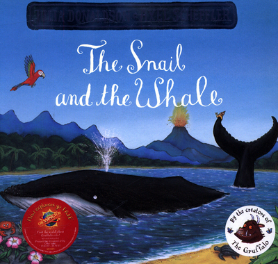 Picture of Snail And The Whale Board Book