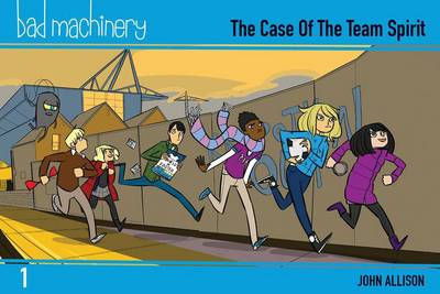 Picture of Bad Machinery Volume 1 Pocket Ed