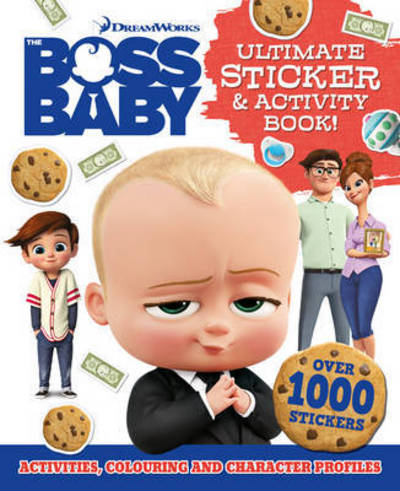 Picture of Boss Baby Ultimate Sticker & Activity