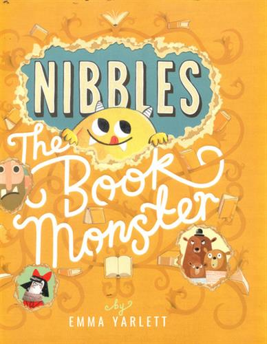 Picture of Nibbles The Book Monster