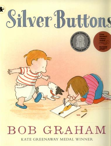 Picture of Silver Buttons