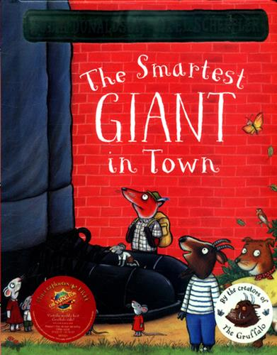 Picture of Smartest Giant In Town Board Book