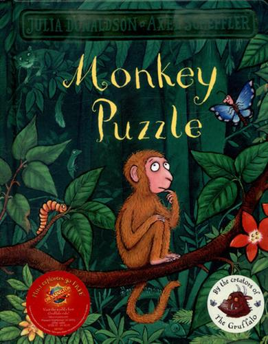 Picture of Monkey Puzzle Board Book
