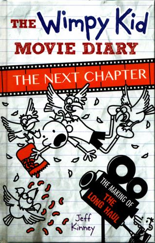 Picture of Diary Of A Wimpy Kid Movie Diary 2017