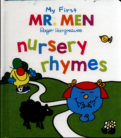Picture of Mr Men My First Tabbed Board Book