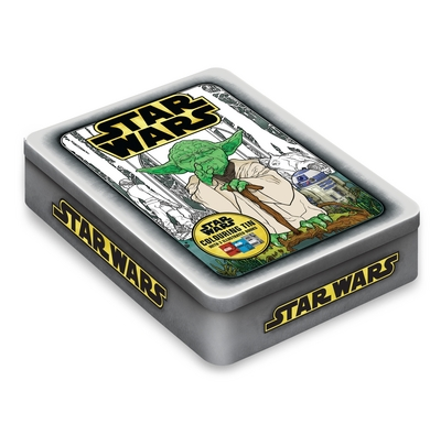 Picture of Star Wars Colouring Tin