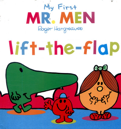 Picture of Mr Men My First Lift The Flap Board Book