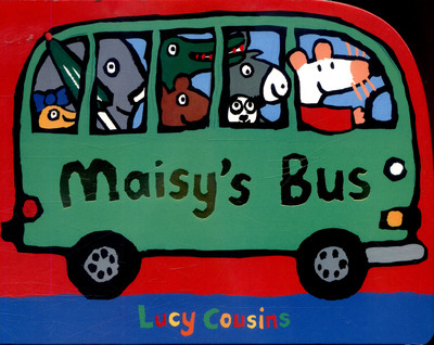 Picture of Maisys Bus Board Book