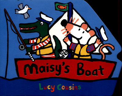 Picture of Maisys Boat Board Book