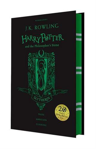 Picture of Harry Potter And The Philosophers Stone Slytherin Anniversar