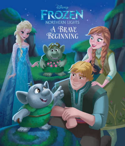 Picture of Disney Frozen Northern Lights A Brave Beginning
