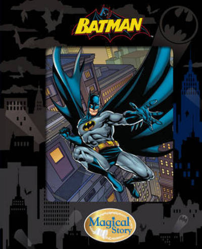 Picture of Magical Story Book Batman