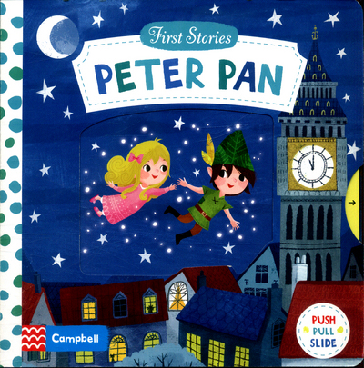 Picture of Peter Pan Board Book