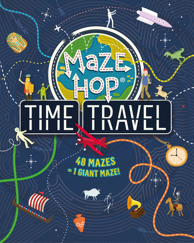 Picture of Maze Hop Time Traveller
