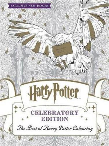 Picture of Harry Potter Colouring Book Celebratory Ed