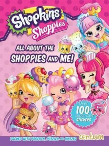Picture of Shopkins Shoppies All About the Shoppies and Me