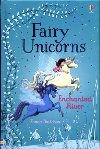 Picture of Fairy Unicorns Enchanted River