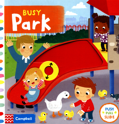 Picture of Busy Park Board Book