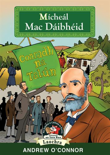 Picture of Michael Mac Daibheid Heroes 10