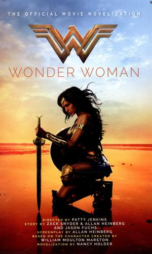 Picture of Wonder Woman The Official Movie Novelization