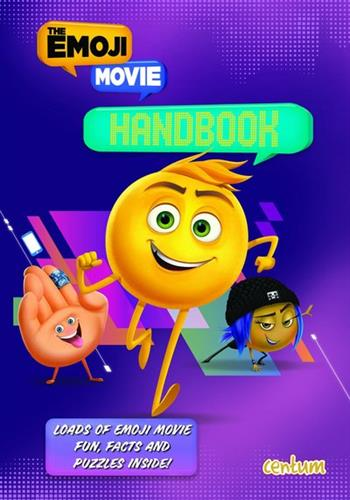 Picture of Express Yourself  Emoji Movie Official Handbook
