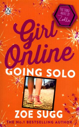 Picture of Girl Online Going Solo PB