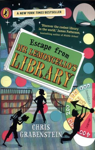 Picture of Escape From Mr Lemoncellos Library