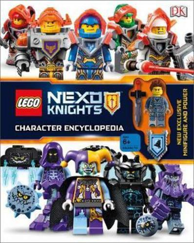 Picture of Lego Nexo Knights Character Encyclopedia