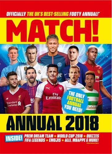 Picture of Match Annual 2018